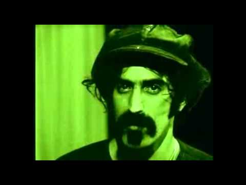 Frank Zappa - Interview (German TV 1970)