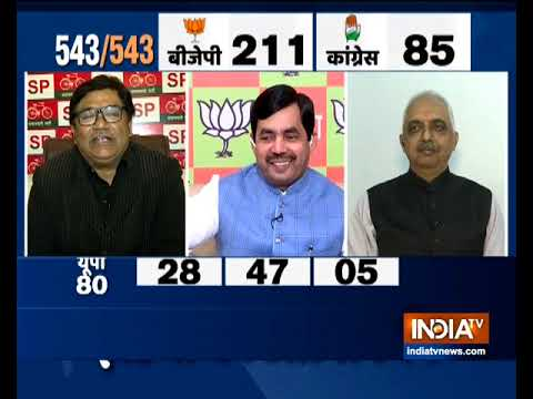 Lok Sabha Elections 2019: India TV-CNX Opinion Poll predicts NDA may fall short of clear majority