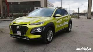 New Hyundai Kona 1.0 T-GDi - preview \u0026 acceleration 0-160 km/h
