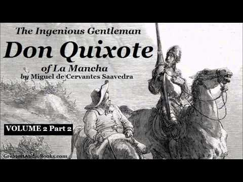 DON QUIXOTE Vol. 2 Part 2 - FULL Audio Book   Greatest Audio Books