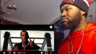 Gambar cover Eminem - No Love (Explicit Version) ft. Lil Wayne - REACTION/REVIEW