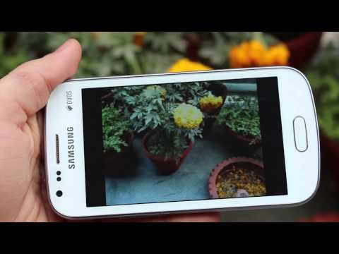 Samsung Galaxy S Duos User Interface Review Video