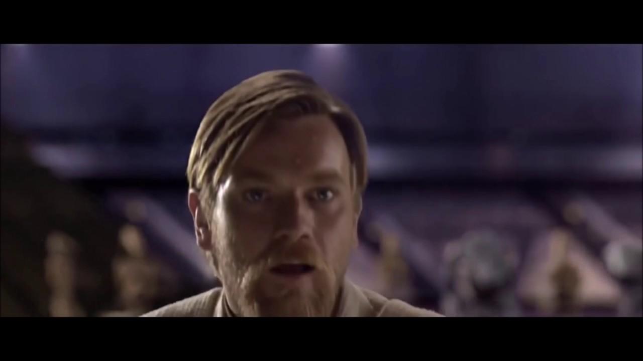 Star Wars Episode Iii Hello There Youtube