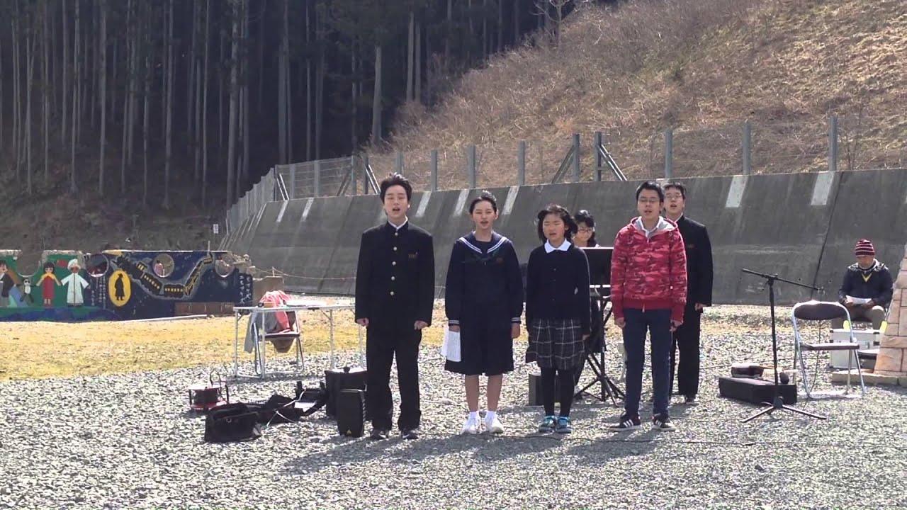 富士市立元吉原中学校の生徒が ...