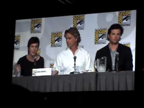 2010 Smallville Comic-Con Panel - Part 6