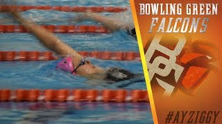 BGSU Swim and Dive MAC Champ. Hype Video
