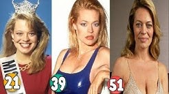 Jeri Ryan ♕ Transformation From 21 To 51 Years OLD