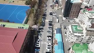 굴포천 복원사업 구간