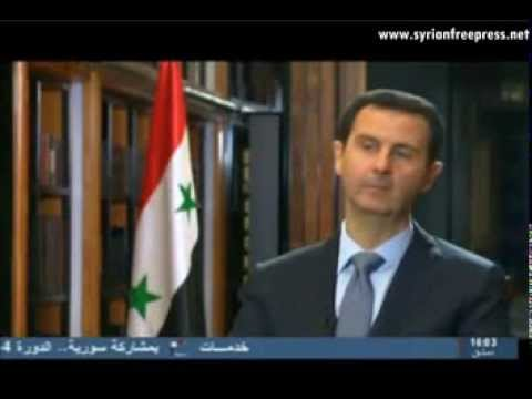 20_01_2014 ~ Syrie Journal (FR) ~ Interview de Bachar al-Assad à l'Agence France Presse