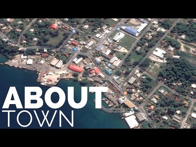 About Town // Vava'u, Tonga - HumpbackSwims.com