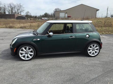 2006 mini cooper s supercharged 1 6 automatic tour walk around engine start up youtube. Black Bedroom Furniture Sets. Home Design Ideas
