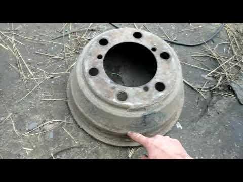 Как самому сделать зернодробилку видео