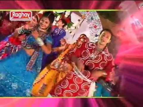 Dholo Rano-Gujarati New Devotional Navratri Garba Special Dance Video Song Of 2012 By Kavita Das