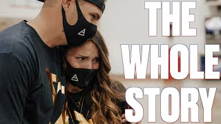 THERE'S MORE TO THE STORY | THE TRUTH BEHIND OUR $10,000 COSTCO HAUL ONE MILLION SUBSCRIBER SPECIAL