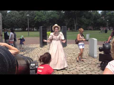 Margaret Fuller Explains the Siege of Boston