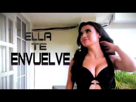 King Flyp - Ella te envuelve (Video Lyric....