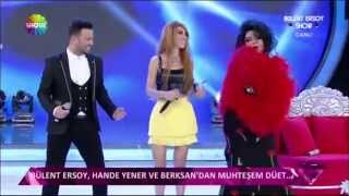 Bülent Ersoy &Hande Yener & Berksan Potbori (Bülent Ersoy Show Canlı Performans) 2017 Video
