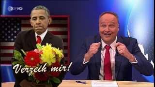 ZDF Heute Show 2013 Folge 137 vom 29.11.13 in HD