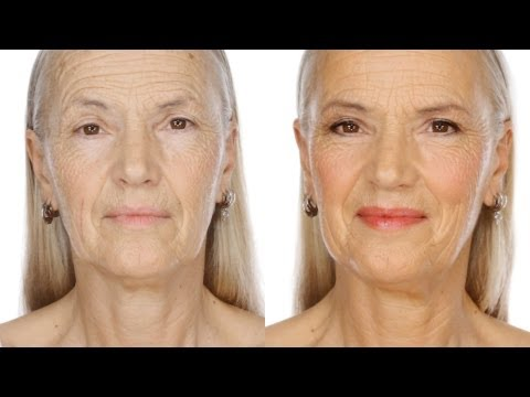 Glowing Makeup Tutorial For Mature Skin