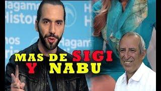 NAYIB DEFIENDE A PRESENTADORA DE TCS │ Medio que defendió a Sigfrido Reyes PIDE AYUDA