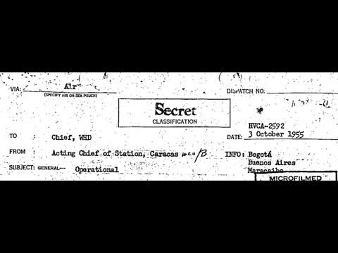 Documento Secreto Desclasificado confirma Hombre Bigote con H vivió en Sud America Col-Arg