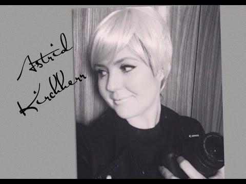 Astrid Kirchherr Makeup Tutorial // Audrey Copping