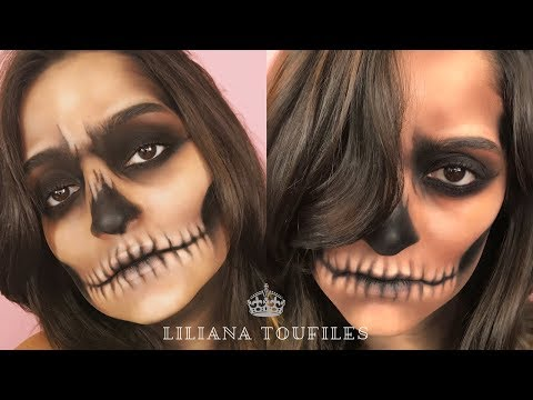 8 Skull Makeup Tutorials That Are Anything but Boring