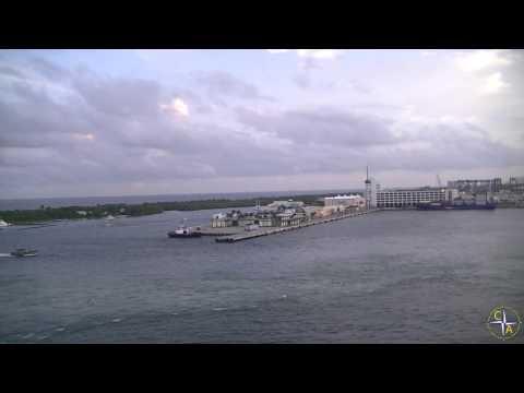 Independence of the Seas, Departing Port Everglades - A Cruise Aficionados Cruise Video