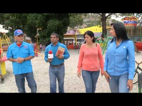 """Programa """"Venezuela Tricolor"""" desde el Distrito Capital, Parroquia La Vega"""