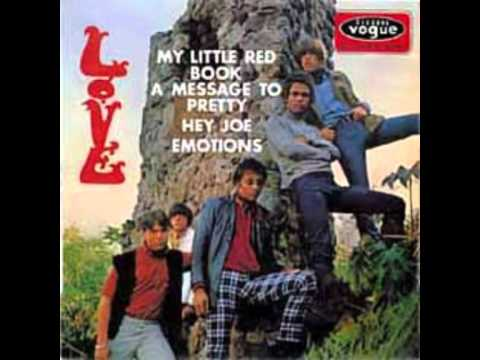My little red book - Performed by Love