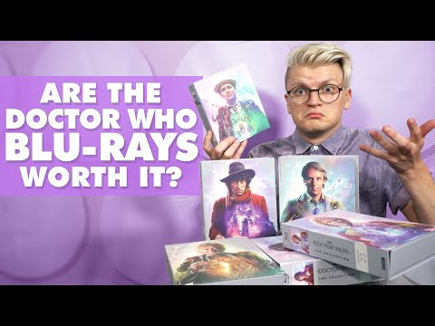 Are The Doctor Who Collection Blu-Rays Worth It? - Review