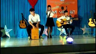 Guitar cover :Chuyện tình nhà thơ  by Thanh Võ ft Thịnh Phan,Pyn Một Mí