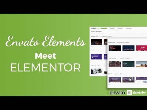 Free Sections & Templates For Elementor – i Elementor com