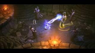 Diablo 3 - Campaña 6 (Cruzado) - Gameplay (PC)