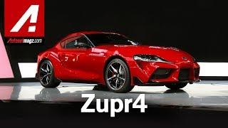 Toyota GR Supra 2020 Indonesia
