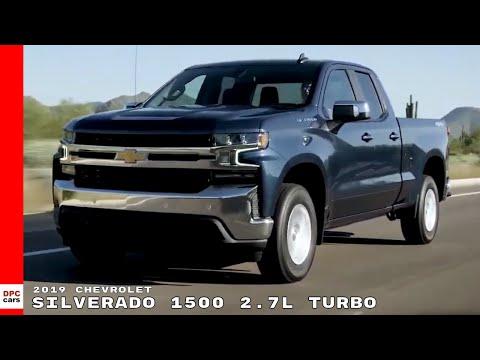 2019 Chevrolet Silverado 1500 2.7L Turbo Truck
