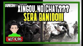 JOGADORES TOXICOS DE RAINBOW SIX SIEGE ESTÃO SENDO BANIDOS INSTANTANEAMENTE!!!