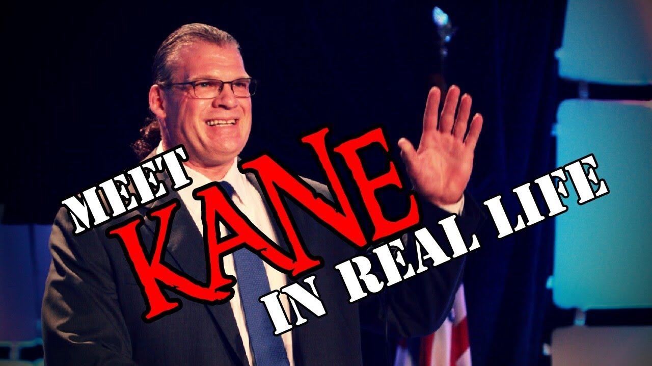 """Undertaker And Kane In Real Life Glenn """"Kan..."""