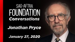 Conversations with Jonathan Pryce