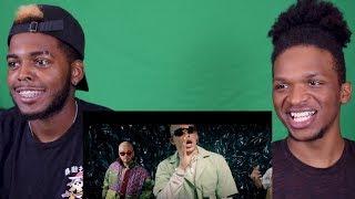 Jhay Cortez, J. Balvin, Bad Bunny - No Me Conoce (Remix) ( Reaction )