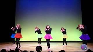都立小岩高校と都立篠崎高校のダンス部がコラボして行った岩篠祭の映像...