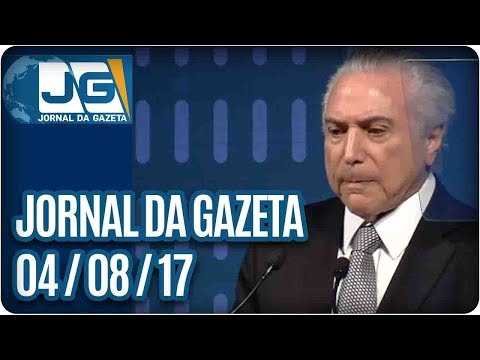 Jornal da Gazeta - 04/08/2017