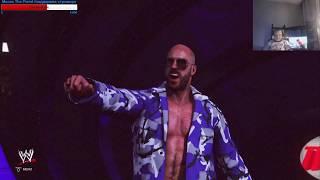 AGT - WWE 2K20    ВЕЧЕРНИЕ ПОСИДЕЛКИ #2 (Первая часть стрима) Были обрывы