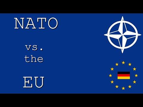 NATO vs. the European Union