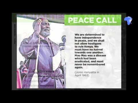 SLIDESHOW: Looking back at the Mau Mau uprising