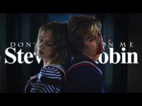 Steve & Robin -  Don't Give Up On Me