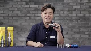 [DINOX Tips]다인정공 슬림유압척 리뷰