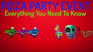Pizza Party Event 2019 Released - Everything You Need To Know (ROBLOX)