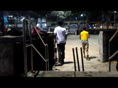 Royal Challengers Bangalore v Sunrisers Hyderabad Part 1(Street Cricket)