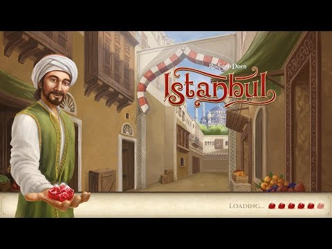 DGA Plays: Istanbul - Digital Edition (Ep. 1 - Gameplay / Let's Play)